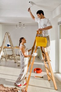 Dịch vụ sơn nhà ở tại tphcm - Sửa chữa nhà - Chống thấm - Đóng trần thạch cao - Điện nước - Nhôm kính