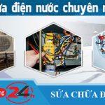 Thợ sửa chữa điện nước ở TPHCM