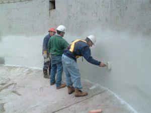 Thợ chống thấm tường chuyên nghiệp