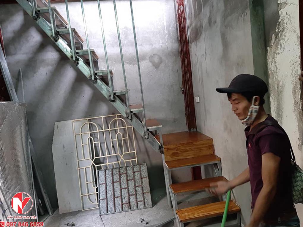 Thi công sửa chữa nhà tại TpHCM