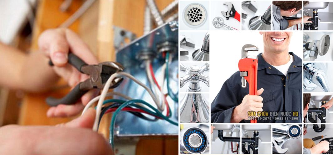 Thợ sửa điện tại nhà quận 7 giá rẻ