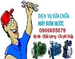 Dịch vụ sửa máy bơm tại nhà