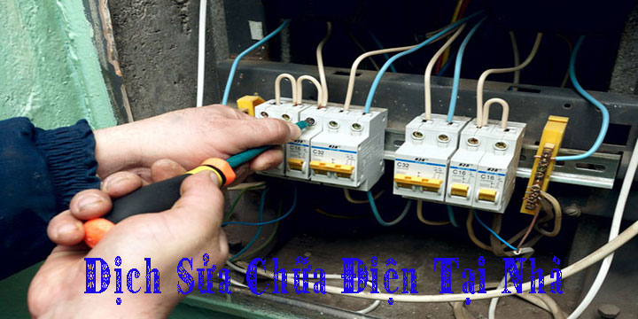 Thợ sửa điện tại nhà TPHCM, Bình Dương, Đồng Nai Giá Rẻ