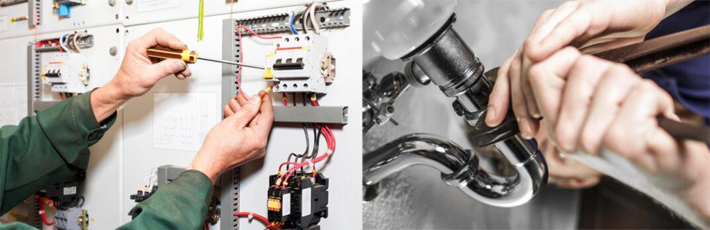 Tuyển sinh thợ học việc sửa chữa điện nước