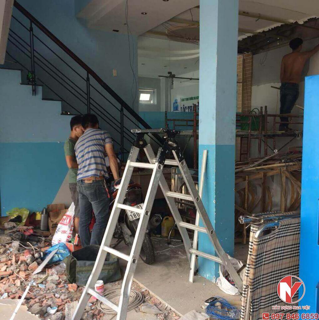 Đơn vị sửa chữa nhà uy tín tại tphcm