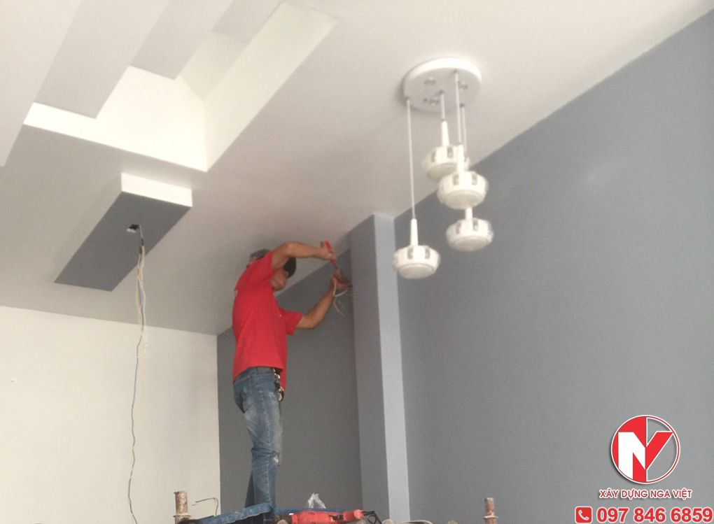 Dịch vụ sửa chữa nhà Nga Việt
