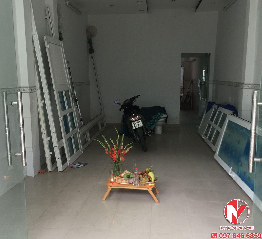 Khởi công công trình sửa chữa nhà mới từ Nga Việt