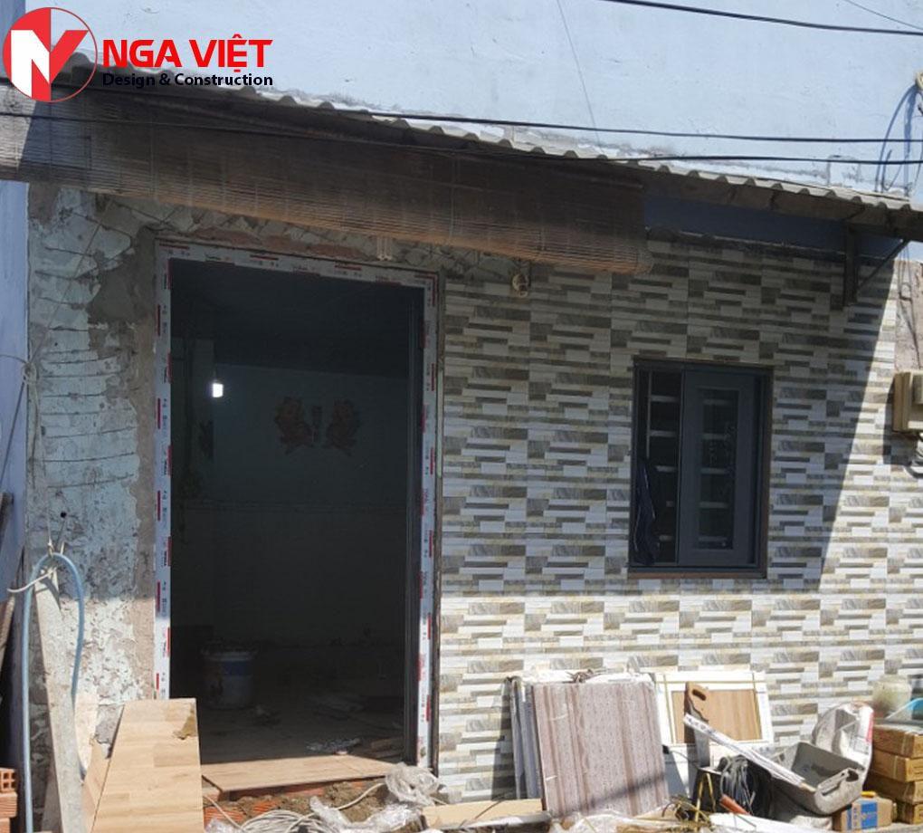 Sửa chữa nhà Nga Việt