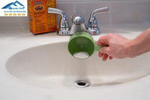 Cách thông tắc chậu rửa cực đơn giản mà lại hiệu quả