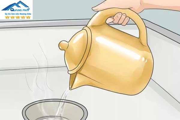 Thông cống nghẹt tại nhà bằng những cách đơn giản, hiệu quả cao