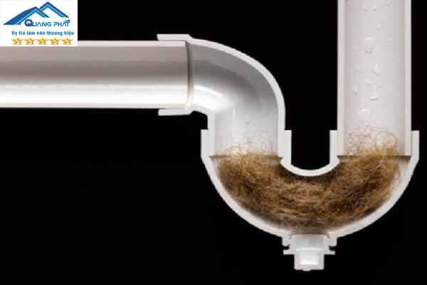 Thông tắc ống nước bằng những cách đơn giản hiệu quả tại nhà